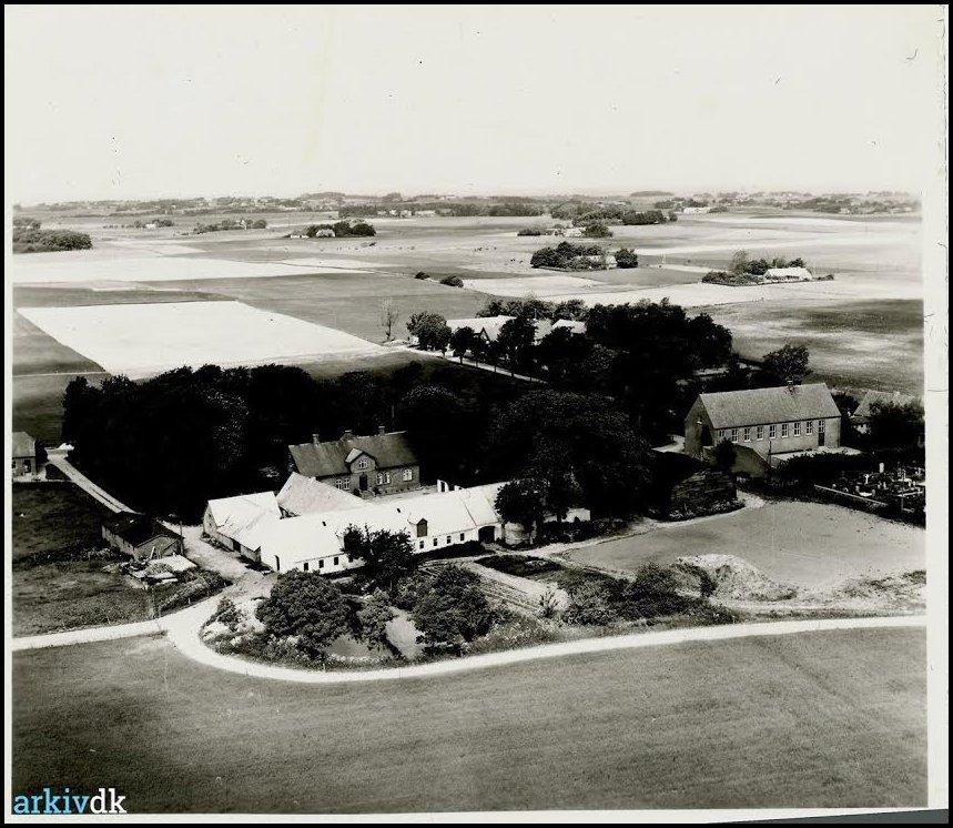 Kirkegård_1955