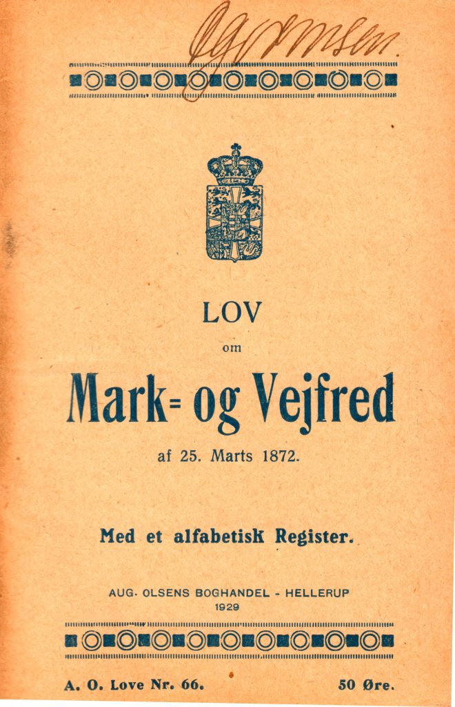 lov_om_mark_og_vejfred-forside